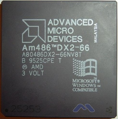 AMD A80486DX2-66 NV8T F